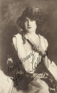 SHIRLEY KELLOGG - AUTOGRAPHED SIGNED PHOTOGRAPH