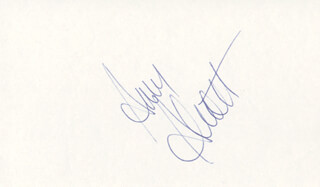 Autographs: AMY S. ALCOTT - SIGNATURE(S)
