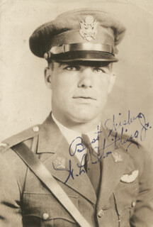WILLIAM L. YOUNG STRIBLING JR. - AUTOGRAPHED SIGNED PHOTOGRAPH