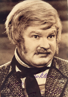 BENNY HILL - PHOTOGRAPH DOUBLE SIGNED