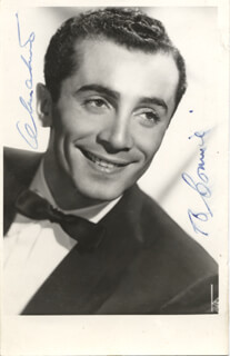 AL MARTINO - AUTOGRAPHED INSCRIBED PHOTOGRAPH