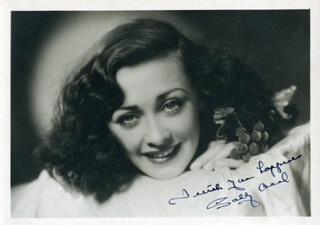 SALLY O'NEIL - AUTOGRAPHED SIGNED PHOTOGRAPH CIRCA 1936