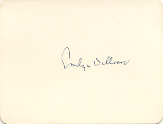 EMLYN WILLIAMS - AUTOGRAPH