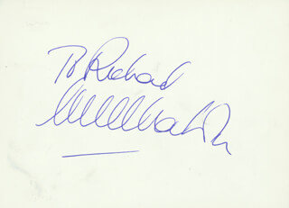 MILLICENT MARTIN - INSCRIBED SIGNATURE