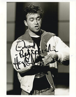 HARRY ENFIELD - AUTOGRAPHED INSCRIBED PHOTOGRAPH