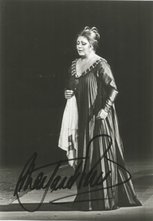 MARGARET PRICE - AUTOGRAPHED SIGNED PHOTOGRAPH