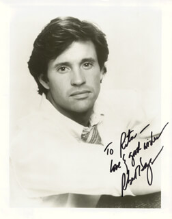 ROBERT HAYS - AUTOGRAPHED INSCRIBED PHOTOGRAPH