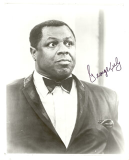 GEORGE BIG DADDY KIRBY - AUTOGRAPHED SIGNED PHOTOGRAPH