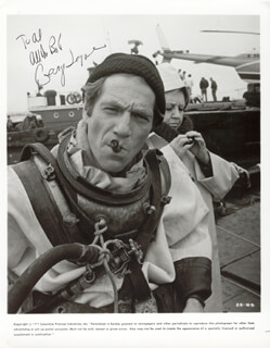 GEORGE SEGAL - AUTOGRAPHED INSCRIBED PHOTOGRAPH
