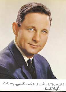 BIRCH BAYH - AUTOGRAPHED INSCRIBED PHOTOGRAPH