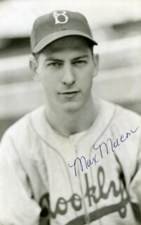 MAX MACON - AUTOGRAPHED SIGNED PHOTOGRAPH