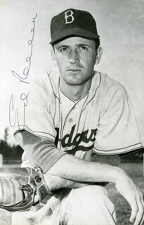 ED ROEBUCK - AUTOGRAPHED SIGNED PHOTOGRAPH