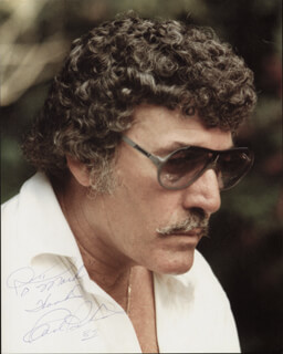 CARL LEE PERKINS - AUTOGRAPHED INSCRIBED PHOTOGRAPH CIRCA 1989