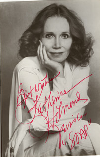 KATHERINE HELMOND - AUTOGRAPHED SIGNED PHOTOGRAPH