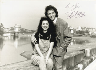 DAVID ESSEX - AUTOGRAPHED INSCRIBED PHOTOGRAPH