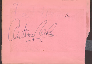 ANTHONY NEWLEY - AUTOGRAPH CO-SIGNED BY: THE STARGAZERS , THE STARGAZERS (BOB BROWN), THE STARGAZERS (CLIFF ADAMS), THE STARGAZERS (JUNE MARLOW), THE STARGAZERS (DAVE CAREY), THE STARGAZERS (FRED DATCHELER)