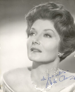 HELEN CHERRY - AUTOGRAPHED SIGNED PHOTOGRAPH