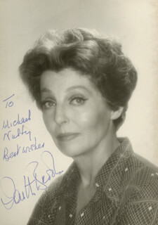 FAITH BROOK - AUTOGRAPHED INSCRIBED PHOTOGRAPH