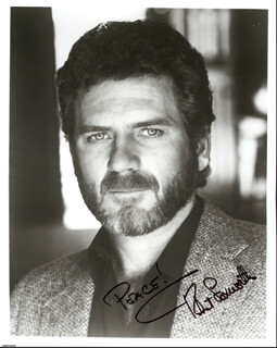 ROBERT FOXWORTH - AUTOGRAPHED SIGNED PHOTOGRAPH  - HFSID 160667