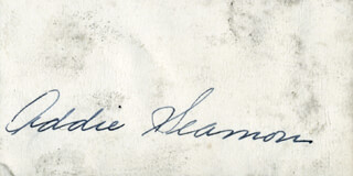ADDIE SEAMON - AUTOGRAPH