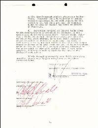 ROBERT DUVALL - CONTRACT SIGNED 06/20/1973 CO-SIGNED BY: ARTHUR N. RYAN