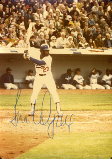 JIMMY WYNN - AUTOGRAPHED SIGNED PHOTOGRAPH