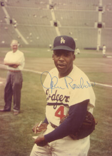 JOHNNY ROSEBORO - AUTOGRAPHED SIGNED PHOTOGRAPH