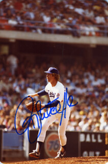 RICK SUTCLIFFE - AUTOGRAPHED SIGNED PHOTOGRAPH