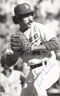 BOBBY BOBO CASTILLO - AUTOGRAPHED SIGNED PHOTOGRAPH