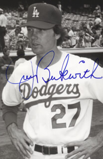 JOE BECKWITH - AUTOGRAPHED SIGNED PHOTOGRAPH