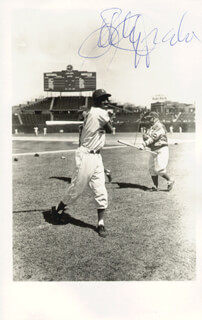 SOLLY DRAKE - AUTOGRAPHED SIGNED PHOTOGRAPH