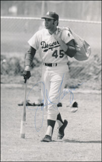 JOE FERGUSON - AUTOGRAPHED SIGNED PHOTOGRAPH