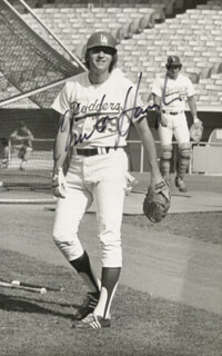 CHARLIE HOUGH - AUTOGRAPHED SIGNED PHOTOGRAPH