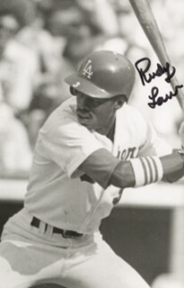 RUDY LAWMAN LAW - AUTOGRAPHED SIGNED PHOTOGRAPH