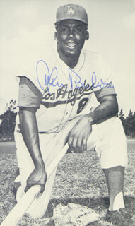 JOHNNY ROSEBORO - PICTURE POST CARD SIGNED