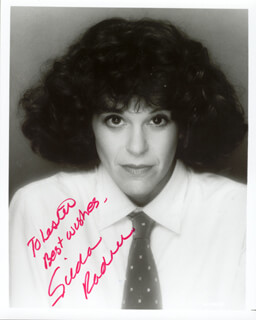 GILDA RADNER - AUTOGRAPHED INSCRIBED PHOTOGRAPH