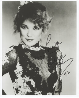 TANYA TUCKER - AUTOGRAPHED SIGNED PHOTOGRAPH 1992