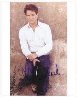 CLINT BLACK - AUTOGRAPHED SIGNED PHOTOGRAPH