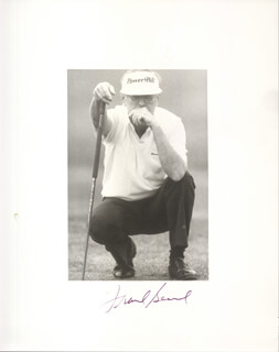 Autographs: FRANK BEARD - PHOTOGRAPH SIGNED