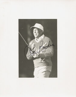 JOHN BRODIE - AUTOGRAPHED SIGNED PHOTOGRAPH