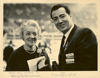 MARGARET CHASE SMITH - AUTOGRAPHED INSCRIBED PHOTOGRAPH