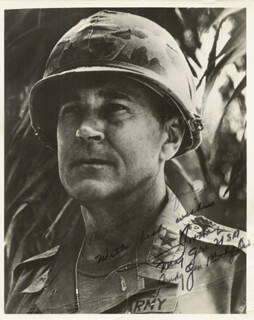 LT. GENERAL JOHN H. HAY - AUTOGRAPHED INSCRIBED PHOTOGRAPH