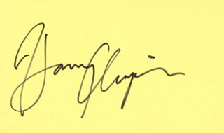 Autographs: HARRY CHAPIN - SIGNATURE(S)