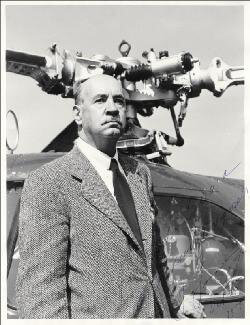 IGOR SIKORSKY - AUTOGRAPHED INSCRIBED PHOTOGRAPH 10/15/1959