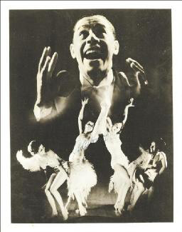 CAB CALLOWAY - AUTOGRAPHED SIGNED PHOTOGRAPH