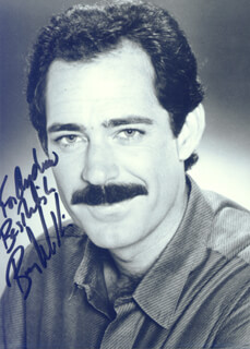 BARRY WILLIAMS - AUTOGRAPHED INSCRIBED PHOTOGRAPH