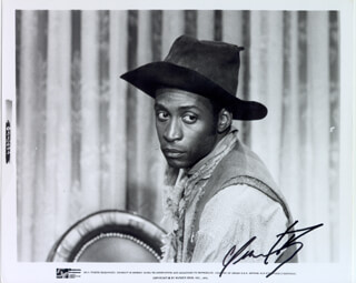 CLEAVON J. LITTLE - AUTOGRAPHED SIGNED PHOTOGRAPH