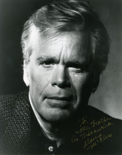 DOUG McCLURE - AUTOGRAPHED INSCRIBED PHOTOGRAPH