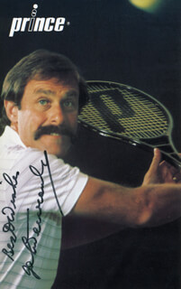 JOHN NEWCOMBE - ADVERTISEMENT SIGNED