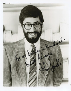 JOHN LANDIS - AUTOGRAPHED INSCRIBED PHOTOGRAPH